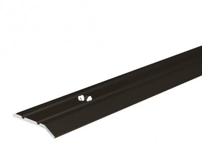 Ukončovací lišta šroubovací Bronz E03