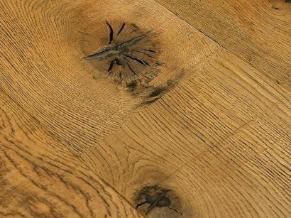 Třívrstvá podlaha Esco Karel IV Antik 3001 15 x 190