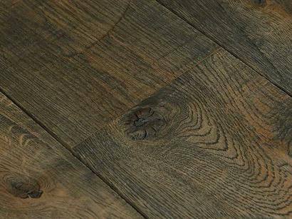 Třívrstvá podlaha Esco Karel IV Ebony Black 15 x 190