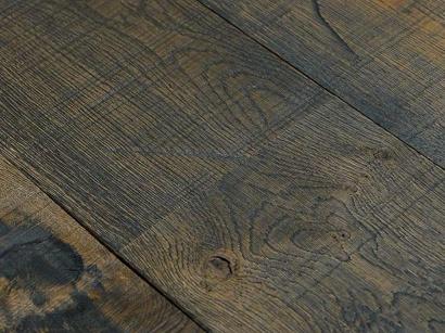 Třívrstvá podlaha Esco Karel IV Bahenní dub 3016 15 x 190