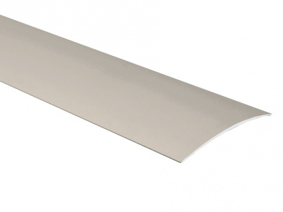 Přechodová lišta samolepící oblá Inox E07