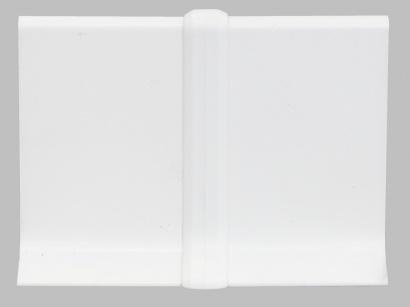 Spojka 90/6G Profilpas Bílá matná
