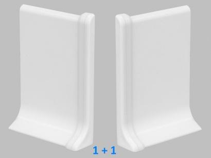 Ukončení 90/6P Profilpas Bílé matné pár