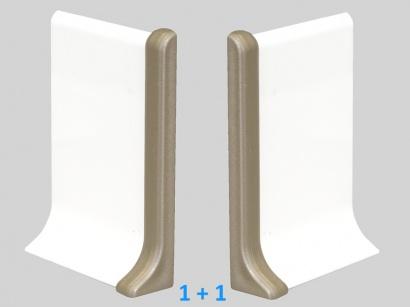 Ukončení 90/6P Profilpas Titan pár