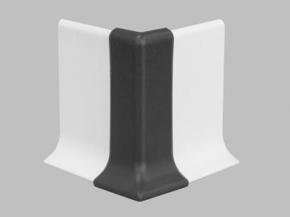 Vnější roh 90/6E Profilpas Antracit šedý