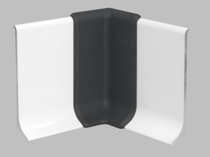 Vnitřní roh 90/6I Profilpas Antracit šedý