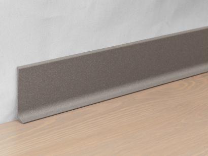 Hliníková podlahová lišta 90/6 SF Grigio antico 60 mm