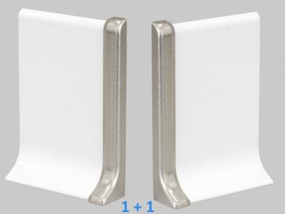 Ukončení 90/6TP Profilpas Titan leštěný pár