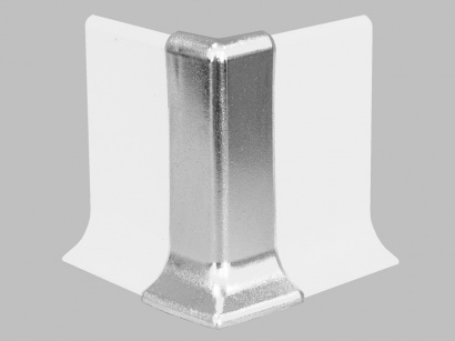Vnější roh 90/4SE Profilpas Stříbrný broušený