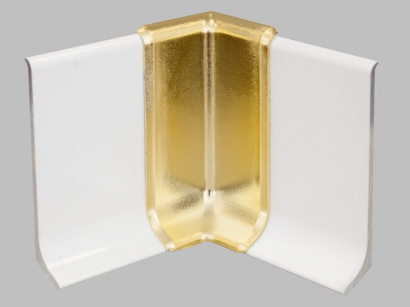 Vnitřní roh 90/6SI Profilpas Zlatý broušený