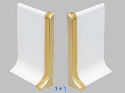 Ukončení 90/6SP Profilpas Zlaté broušené pár