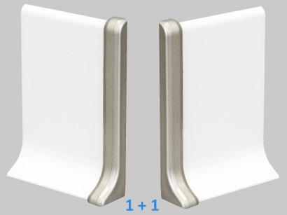 Ukončení 90/6TMP Profilpas Titan broušený pár