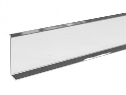 Podlahová lišta 790/4 SF Nerez leštěná 40 mm