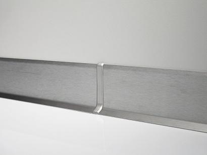 Spojka 790/10GS Profilpas Nerez broušená
