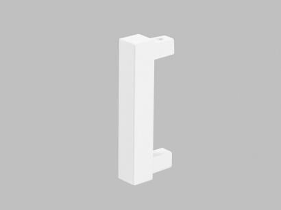 Tvarovka 89/6EI Profilpas Bílá matná