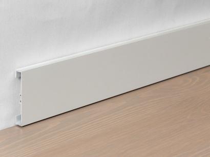 Hliníková podlahová lišta 89/6 Stříbrná 60 mm