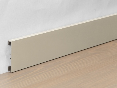 Hliníková podlahová lišta 89/6 Titan 60 mm