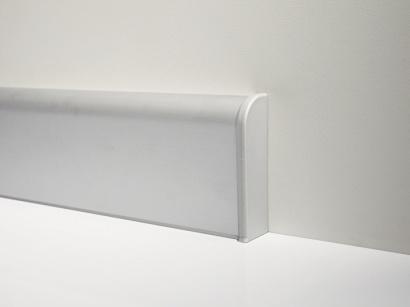 Ukončení 97/8P Profilpas Stříbrné pár