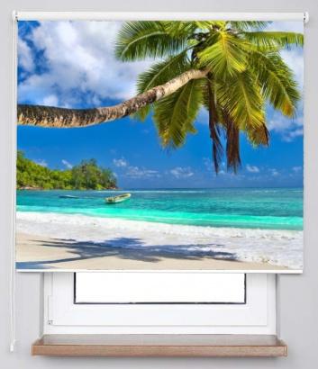 Roleta Karibik 64612447 Classic transparent 24