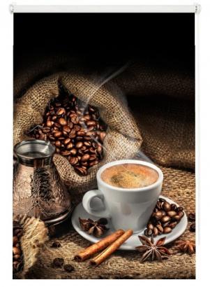 Roleta Káva Mini 74493123 zatemňující