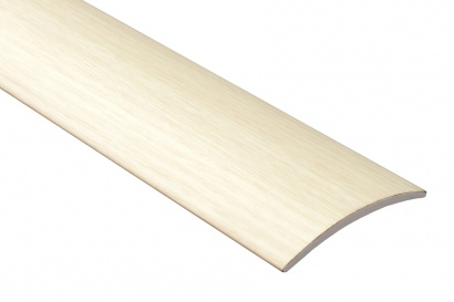Přechodová lišta samolepící oblá 40 x 2700 Borovice bílá E35