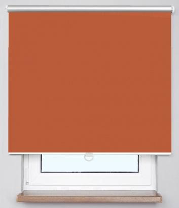 Pružinová zatemňující roleta Oranžová 3012 Thermo 24 Smartroll