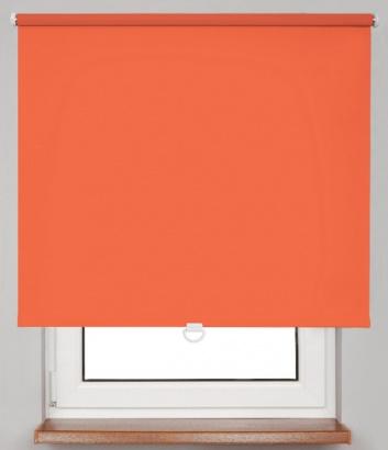 Pružinová zatemňující roleta Oranžová 10367 Dimout 24 Smartroll