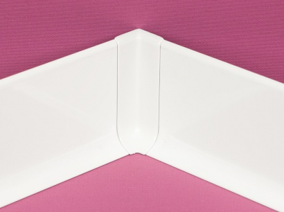 Vnitřní roh hliník 90/6MI Profilpas Bílý matný