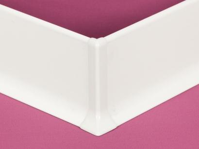 Vnější roh hliník 90/6ME Profilpas Bílý lesklý