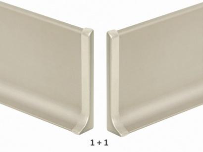 Ukončení hliník 90/6MP Profilpas Titan pár