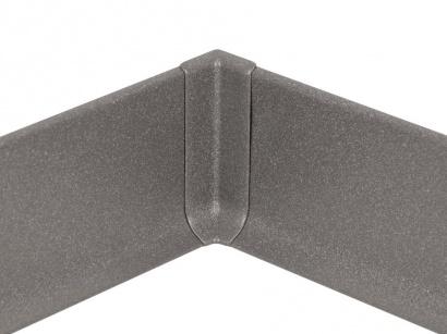 Vnitřní roh hliník 90/6MI Profilpas Grigio antico