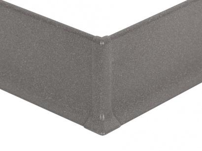 Vnější roh hliník 90/6ME Profilpas Grigio antico