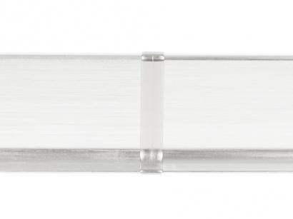 Spojka hliník 90/5MG Profilpas Stříbrná broušená