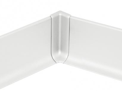 Vnitřní roh hliník 90/7MI Profilpas Stříbrný