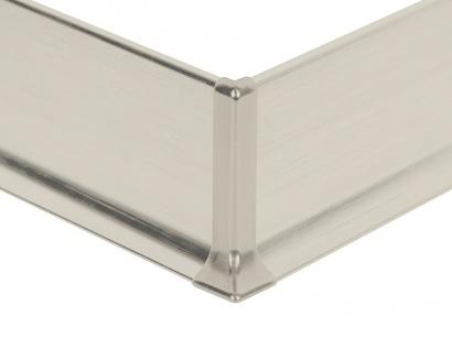 Vnější roh hliník 90/4ME Profilpas Titan leštěný