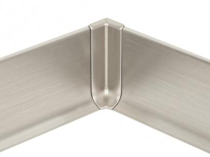 Vnitřní roh hliník 90/8MI Profilpas Titan broušený
