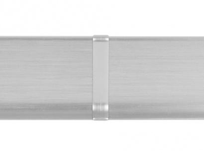 Spojka hliník 790/8MGS Profilpas Nerez broušená