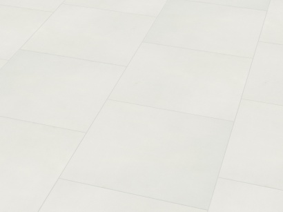 Vinylová podlaha DESIGNline 800 tile L Solid White