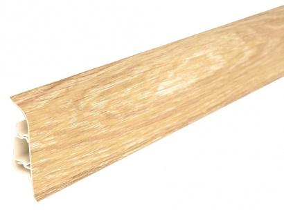 Podlahová lišta pro vedení kabelů LM60 Arbiton 70 Dub bělený