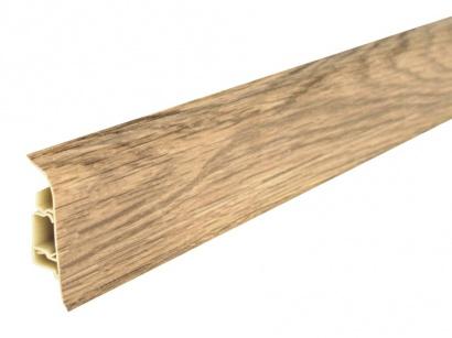 Podlahová lišta pro vedení kabelů LM60 Arbiton 67 Dub klasický světlý