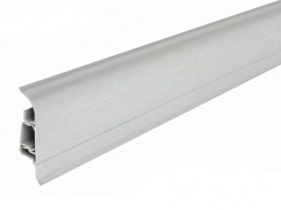 AKCE podlahová lišta pro vedení kabelů LM60 Arbiton 39 Hliník