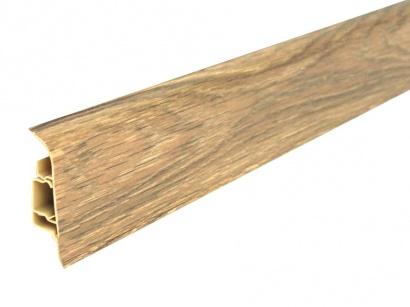 Podlahová lišta pro vedení kabelů LM60 Arbiton 63 Dub toskánský
