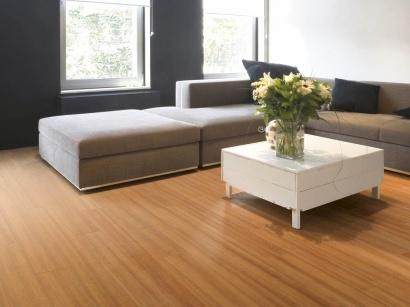 Dýhovaná podlaha Afzelie Doussié Par-Ky Lounge