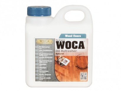 Woca Refresher na oživení olejované podlahy