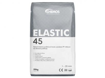 Nivelační hmota na dřevo Chemos Elastic 45