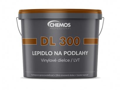 Lepidlo pro vinylové podlahy Chemos DL 300
