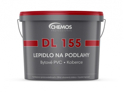 Lepidlo na podlahy Chemos DL 155