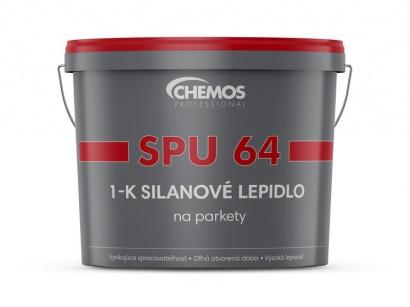 Lepidlo na masivní podlahy Chemos SPU-64 18 kg