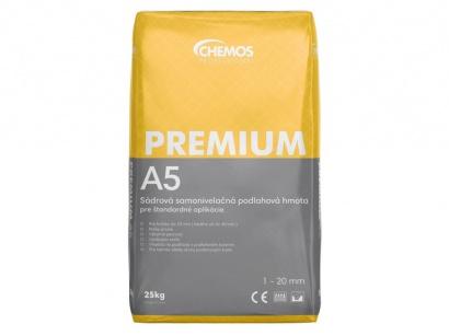 Sádrová nivelační hmota Premium A5