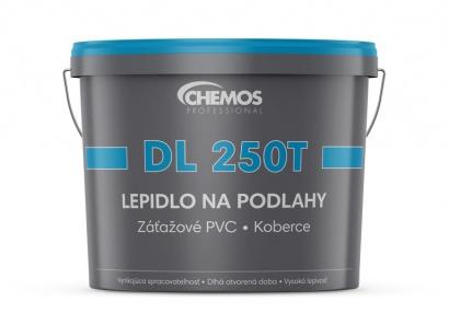 Lepidlo pro PVC podlahy Chemos DL 250T